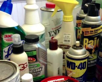 Household Hazardous Waste 6-7-16