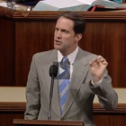 Himes House Floor moment of silence 6-14-16