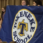Tokeneke School Flag 6-14-16