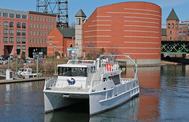 Spirit of the Sound Maritime Aquarium 6-24-16