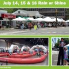 Darien Sidewalk Sale Days Poster Part 7-3-16