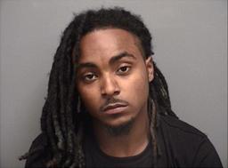 Michael Johnson arrest photo 7-8-16