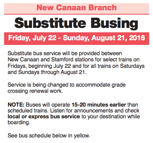 Flyer part 1 New Canaan Branch 7-21-16