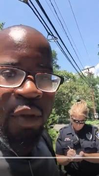 McGee Bridgeport Darien Police Stop 7-22-16