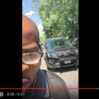 Matthew McGee Racial Profiling Allegation 7-25-16