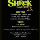 Shrek Jr Musical 7-29-16