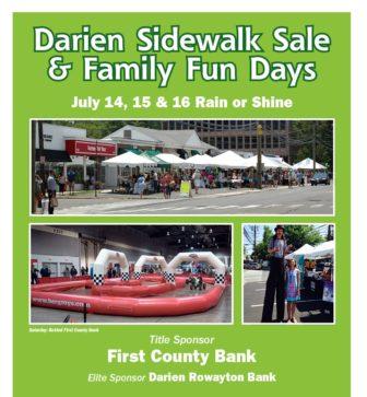 Sidewalk Sale poster 2016