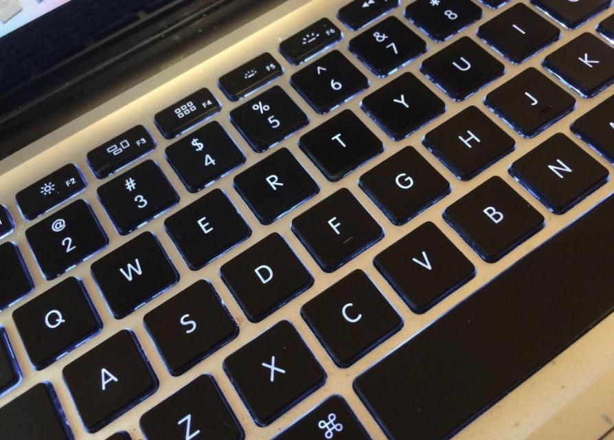 Computer Keyboard 8-2-16