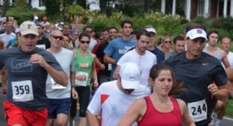 Darien Road Race 2016 8-14-16