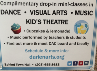 Darien Arts Center open house part 1 bottom 8-23-16