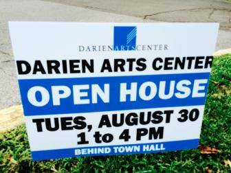 DAC open house sign 8-19-16