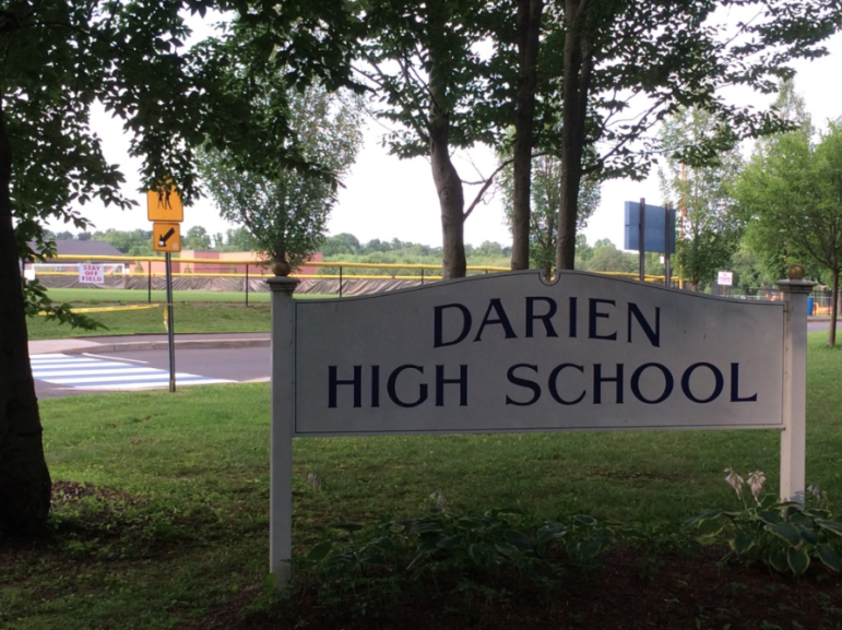 Darien High School DHS 9-13-16