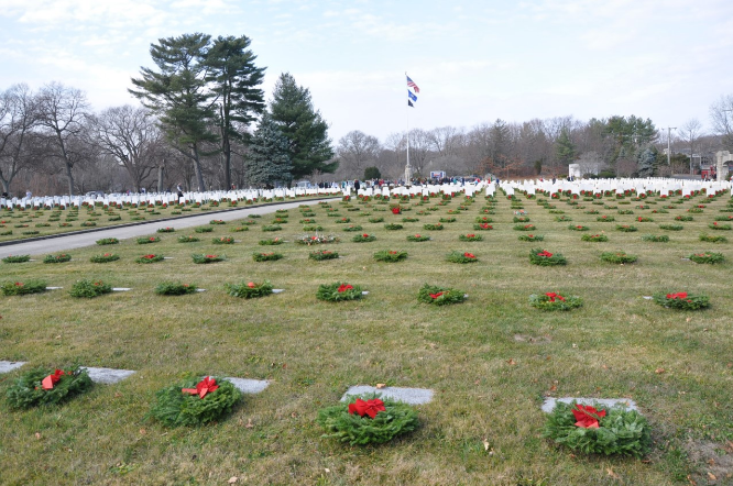 Spring Grove Cemetery wreaths 9-28-16