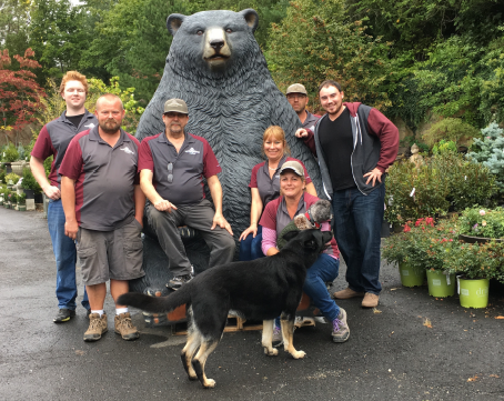 Gardener's Center bear naming contest 910-11-16