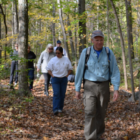 Tree Conservancy of Darien Forest Bathing 911-05-16