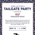 Tailgate party Darien Sport Shop thumbnail 911-11-16