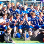 Darien Football Win 911-15-16