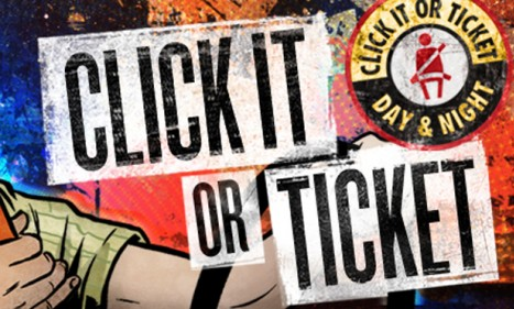 NHSTA Click It or Ticket poster 911-20-16