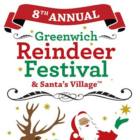 Greenwich Reindeer Festival poster thumbnail 911-20-16