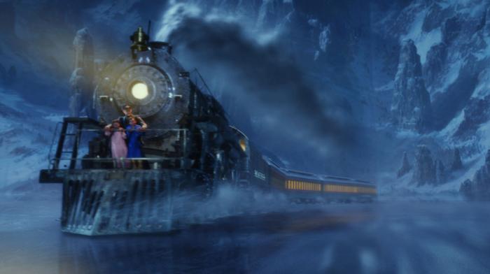 Publicity photo for Polar Express 911-22-16