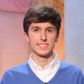 Michael Borecki on Teen Jeopardy 911-22-16