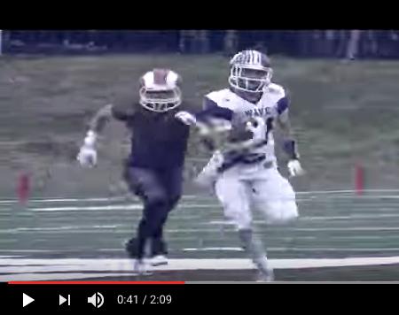 Pre quarterfinals hype video Darien football 16 911-29-16