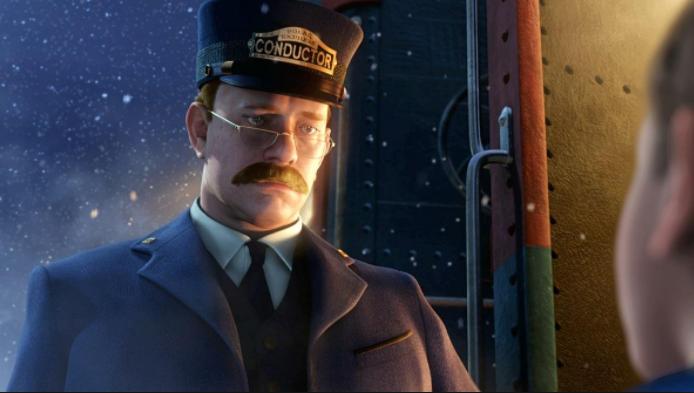 Polar Express conductor 912-03-16
