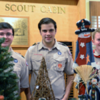 Scout Cabin Holiday Bazaar 912-03-16