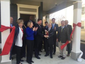 Gateway House opening ceremony 912-13-16