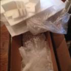 Packaging materials Darien Recycling Center 912-26-16