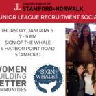 Junior League of Stamford-Norwalk Facebook recruitment social 912-28-16