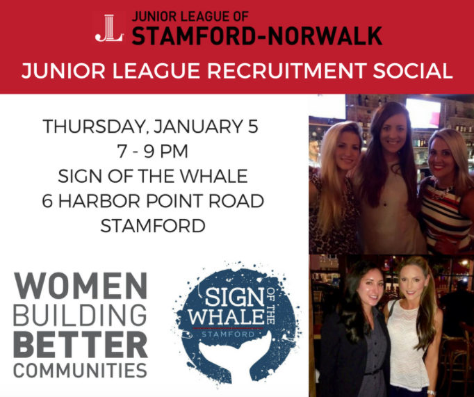 Junior League of Stamford-Norwalk Facebook recruitment social 912-28-16
