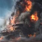 Movie poster Deepwater Horizon 01-02-16