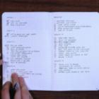 Bullet Journal Darien Library 01-01-16
