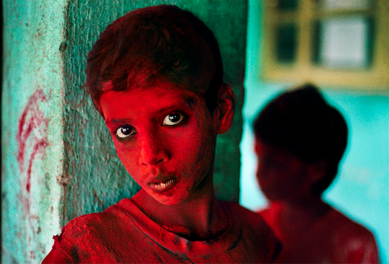 Red Boy photo by Stee McCurry 01-08-16