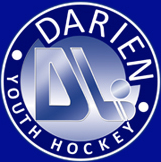 Darien Youth Hockey Association Logo 01-14-17