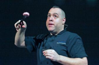 Chef Tony Albanese by Chuck Fishman chocexpo 01-14-16
