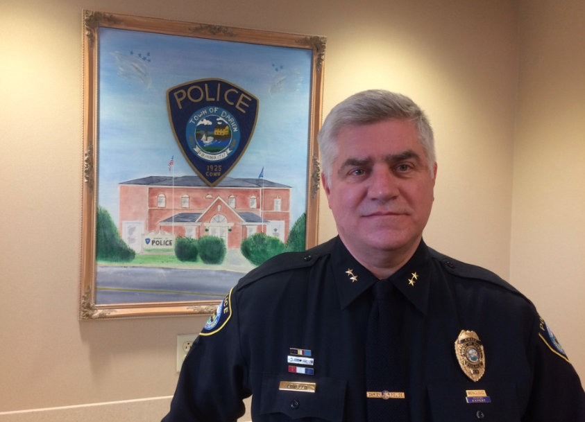 Police Chief Duane Lovello 02-15-17