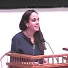 Sarah Goertel elementary education budget 02-06-17