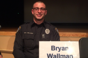 Bryan Wallman School Resource Officer 02-08-17