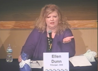 Ellen Dunn Darien High School Teen Drinking Substance Abuse 02-12-17