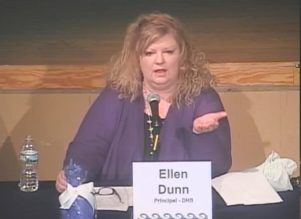 Ellen Dunn Darien High School Teen Drinking Substance Abuse 02-12-17