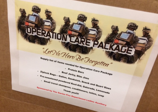 Operation Care Package 02-13-17