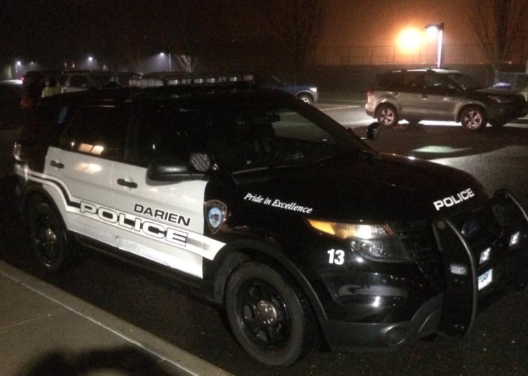 Police Patrol Car SUV Police Car Police