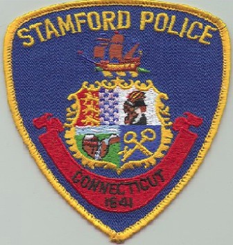 Stamford Police Patch Image from Stamford Police on Facebook 02-16-17