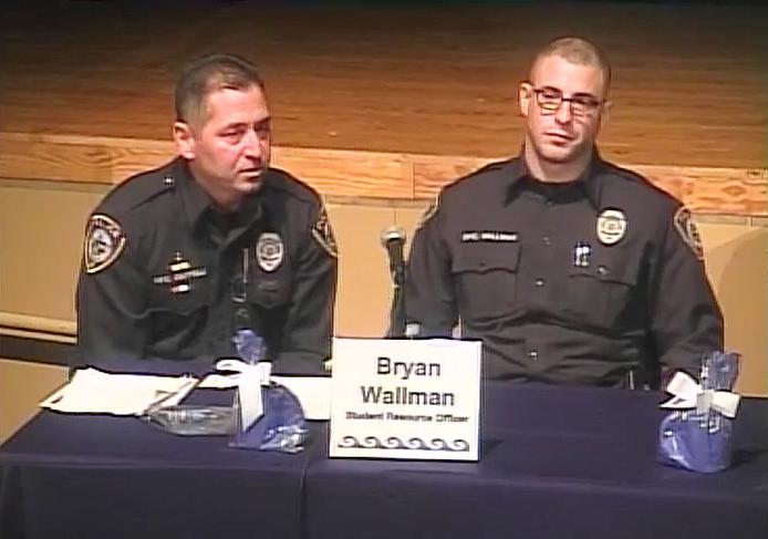 Mark Cappelli Bryan Wallman 02-21-17