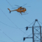 Eversource helicopter transmission line inspection 02-22-17