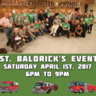 St Baldricks poster 2017 Darien firefighters 03-04-17