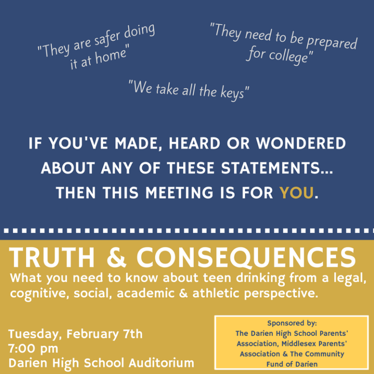 Truth or Consequences event graphic 02-05-17