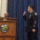 Ray Osborne Oath Police Chief 03-16-17